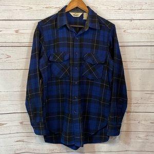 Vintage Woolrich Flannel.